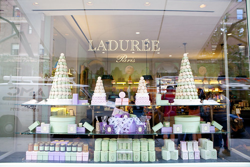 Ladurée in the Upper East Side