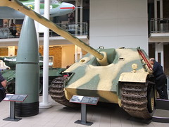 Jagdpanther tank destroyer (Sarah Ruck) Tags: london museum war tank destroyer imperial jagdpanther