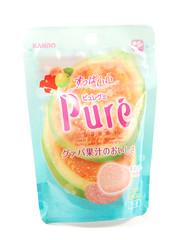 Kanro Pure Guava Gummi