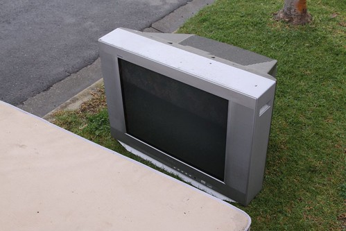 Spotted: CRT television number 16