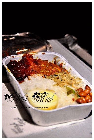 Hong Kong Trip Day 7: Flight Meals @ AirAsia