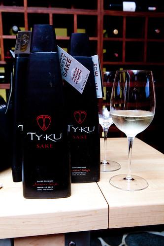 Ty-Ku Sake