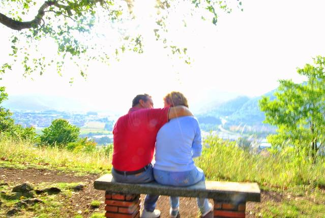 Mis padres de espaldas (verano'11)