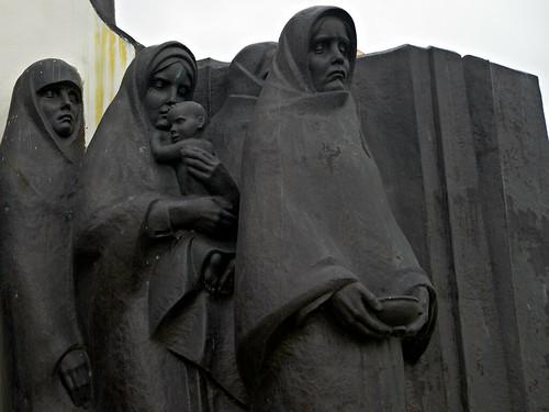Минск, Остров слез