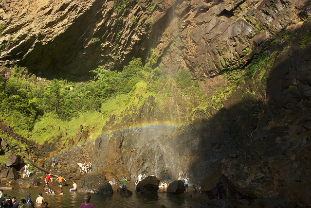 彩虹瀑布 Rainbow Waterfall - 2011-09-01