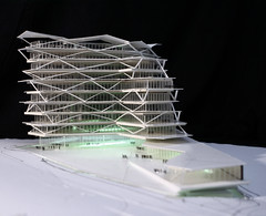 OAS Study Model 2 (CM f5.6) Tags: architecture office business ghana commercial mca accra greenbuilding actis laurus airportcity mariocucinella cucinella oneairportsquare laurusdevelopmentpartners officespaceaccra