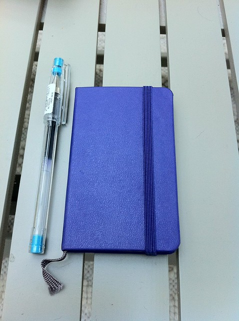 My extra small notebook