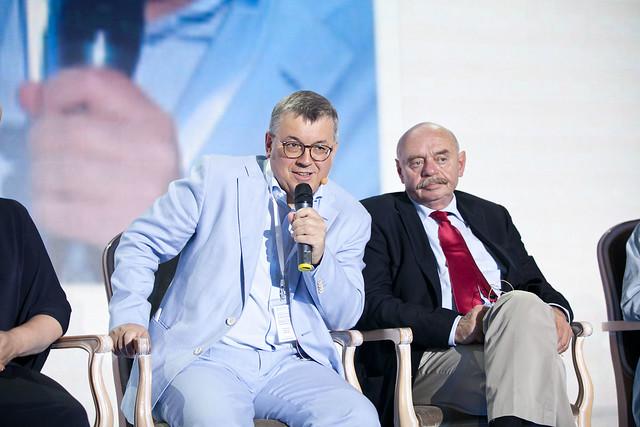 Ярослав Кузьминов на форуме Умная школа