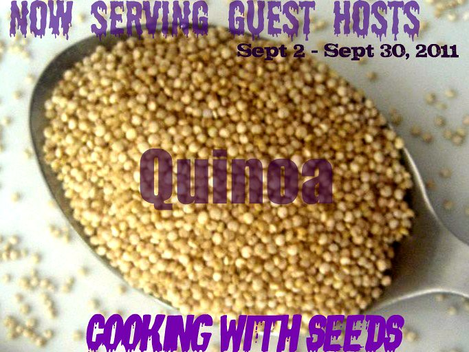 Cooking with Seeds Quinoa