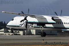 N430QX Alaska Airlines Operated by Horizon Air DHC-8-402Q (Brandon Farris Photography) Tags: sea alaska canon rebel air horizon 100400mm qx alaskaairlines bombardier alaskaair q400 ksea horizonair as horizonairlines bombardierq400 100400mmf4556 n430qx brandonfarris seahawks7757 canonrebelt2i alaskaairlinesoperatedbyhorizonair