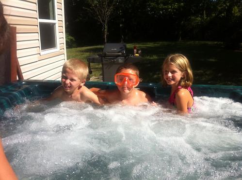 hot tub mania