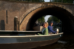 Amsterdam,Amstel river (Prerona Baruah) Tags: dutch amsterdam boats amstelriver amsterdamcanal amstelcanal amsterdamboat