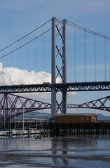 Forth Road Bridge (robert55012) Tags: firthofforth southqueensferry forthroadbridge portedgar