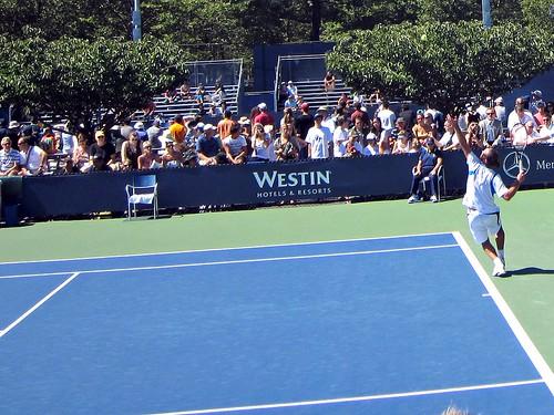 Xavier Malisse - US Open: Xavier Malisse