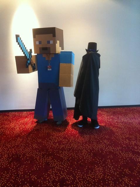 2011 Dragoncon Lego Man