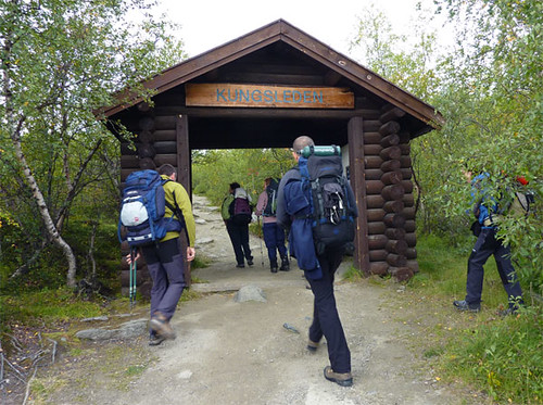 6115057969 18a57de75c Hiking in summer in Swedish Lapland