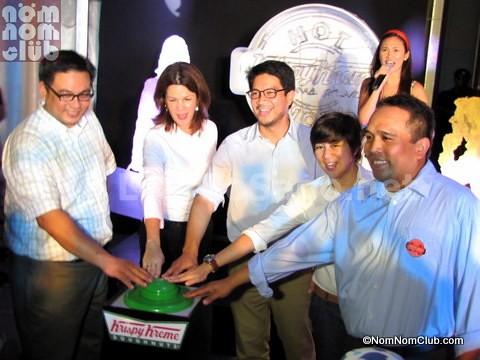 Krispy Kreme Opens Filinvest Festival Mall in Alabang South