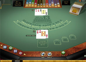 Hi Lo 13 European Blackjack Gold Win