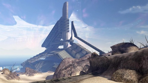 Halo 3 Postcards | The Ark