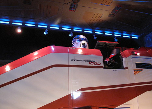 Loved the upgrades to Star Tours