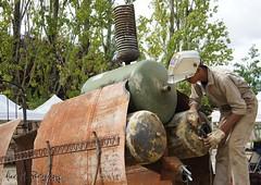 Soudeur (Alex M. Photography) Tags: metal train sony 1855mm welder hybride soudeur nex5