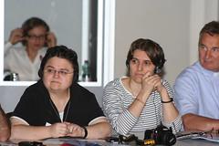 Congreso Horn, Hnas. Gemma y Conchi