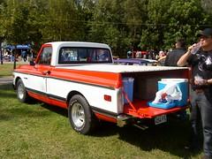 Chevrolet (kity54) Tags: old chevrolet up de lac older pick 2010 ancienne ancien מכונית américaine madine السيارات نقل 輸送自動車