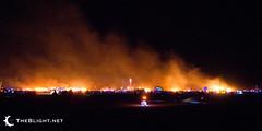 Regional Effigies burn, Burning Man 2011 (mr. nightshade) Tags: art festival desert blackrockcity event brc bm11 burningman2011 bm2011