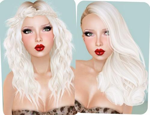 LeLutka hair