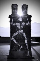 L homme blanc . (amaru ka) Tags: street city light wallpaper portrait urban blackandwhite sun white man black france art blanco contrast photoshop portraits grenoble de photography star photo reflex lomo noir image noiretblanc pentax tag negro lumiere kr rue blanc couleur ka ville fond homme immeuble villes urbain photshop photographe abstrait effet diapo architectures amaru blackendwhite paysageurbain dessein amaruka