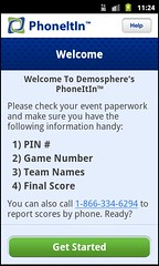 Demosphere Phone It In - Instructions