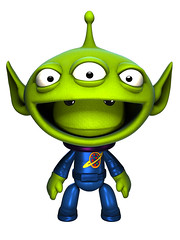 Toy Story costumes for LittleBigPlanet and LittleBigPlanet 2