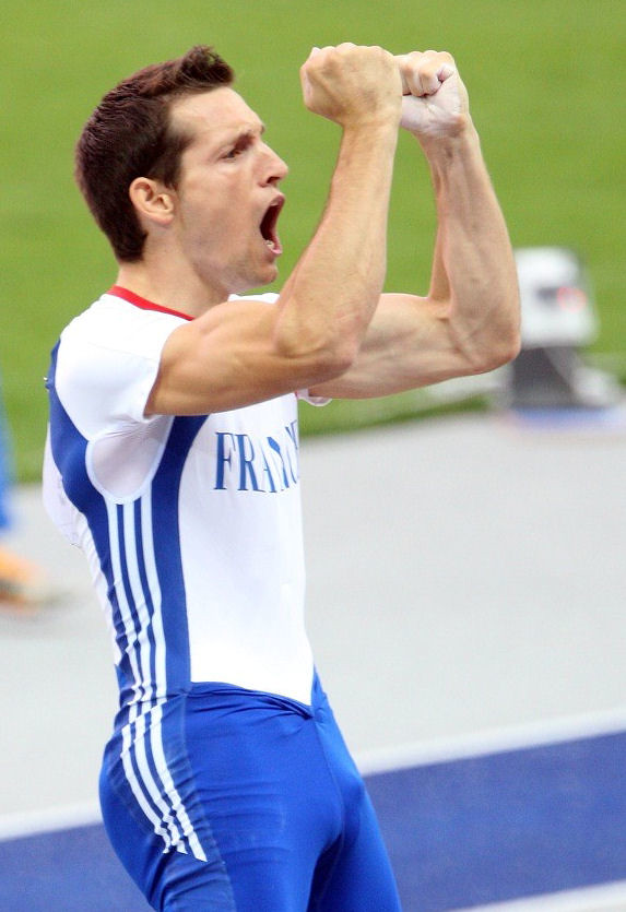 Big Bulge of Renaud Lavillenie