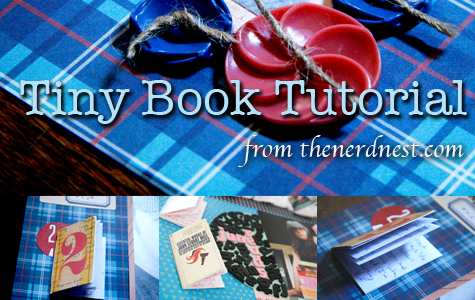 Tiny Book Tutorial