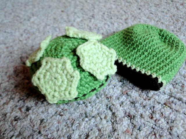 turtle baby prop