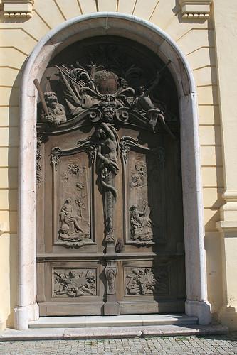 Tür - Neues Schloß Schleißheim
