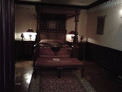 Bed at King's room