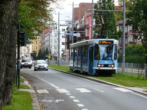 Frogner Park Tram