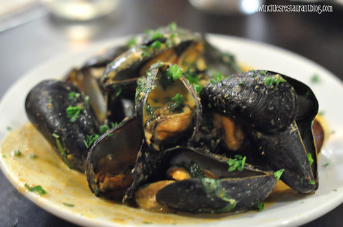 Mussels at First Course ~ Minneapolis, MN