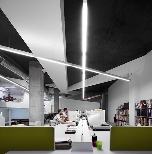 espacio de trabajo para empresa creativa supperstudio, bilbao 17