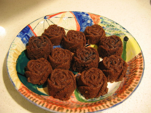 Fudgy Chocolate Cakelets Recipes — Dishmaps