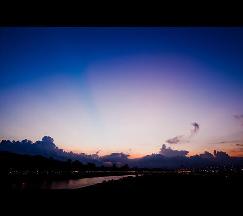 [scenery] sun rise