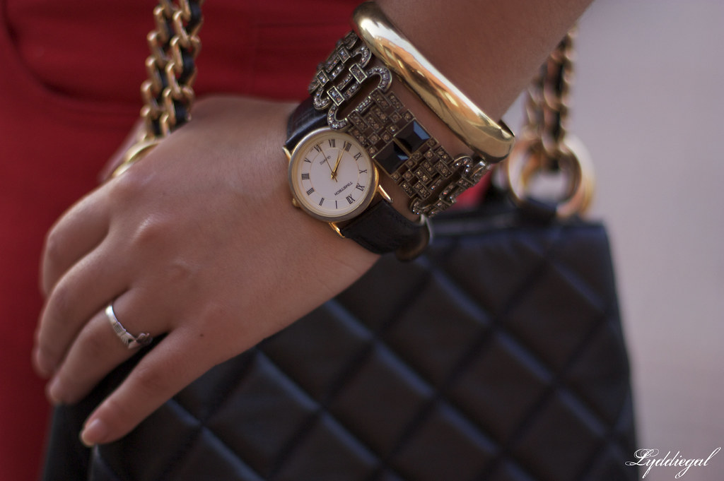 stacked watch