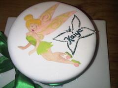 Awesome Cakes UK - Tinkerbelle Cake (Awesome Cakes UK) Tags: weddingcakes noveltycakes sugarmodelling photocakes awesomecakesuk