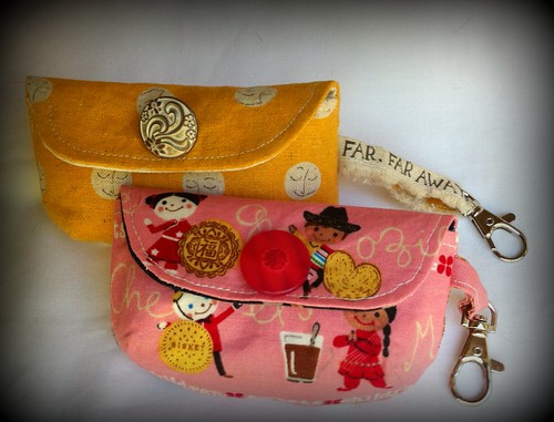 Key Chain Clutches