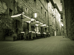 Street view (landscapesandmore) Tags: tuscany italiy