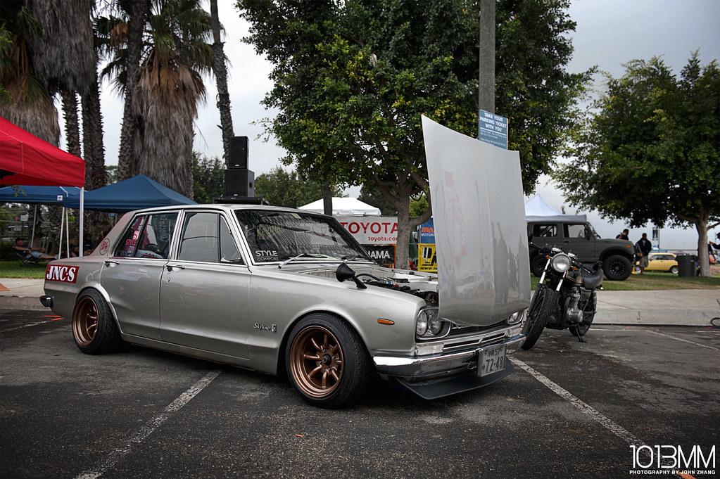 time machine car shows