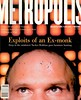 Metropolis Magazine, June 2000 cover (ala3letter) Tags: building face architecture vintage magazine graphicdesign eyes artist furniture battle cover type metropolis lettering frontpage cooperhewitt tiborkalman pagelayout tuckerrobbins goldengatespark