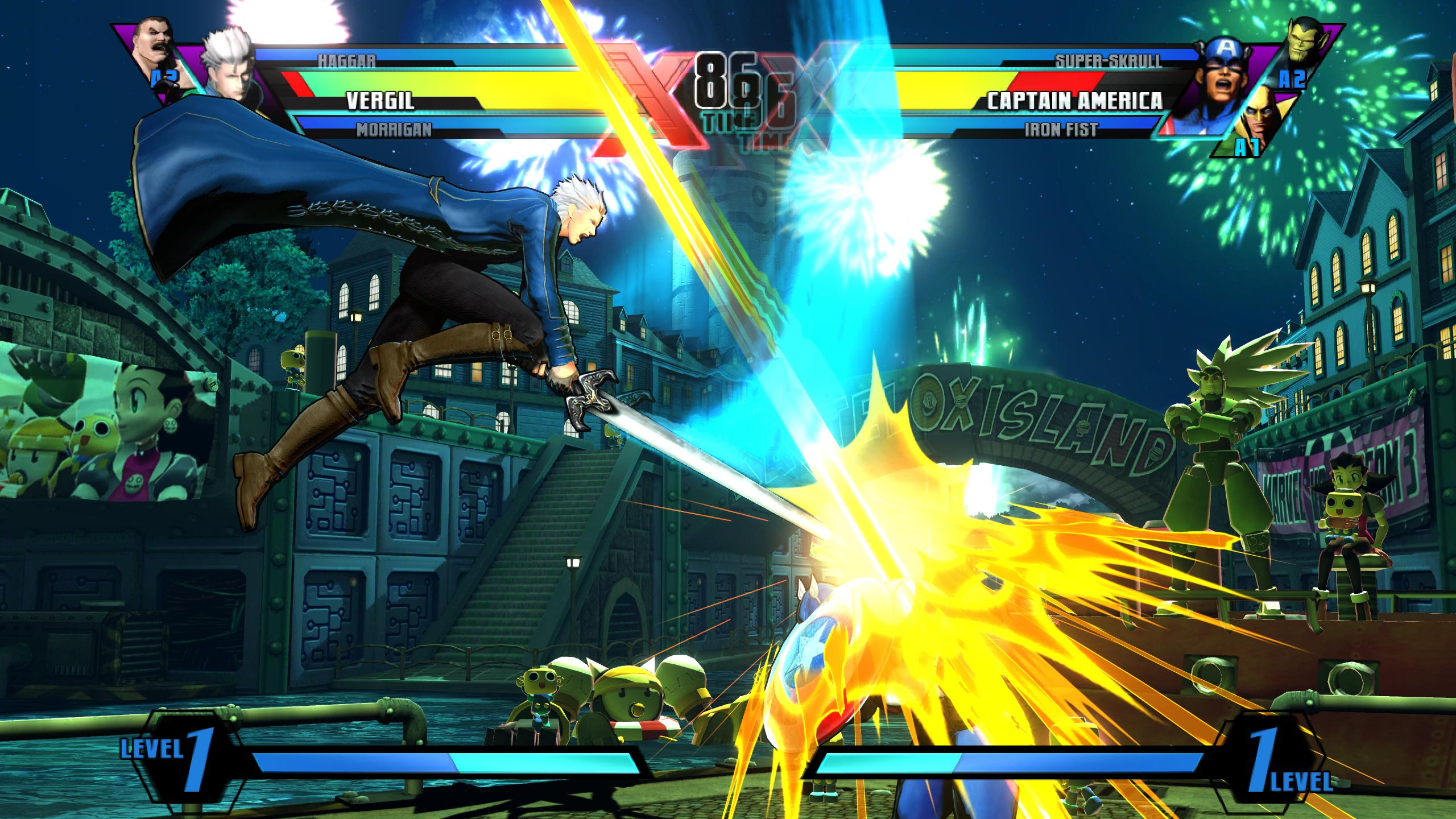 Vergil dans Ultimate Marvel vs. Capcom 3 6150583471_2ba283225a_o