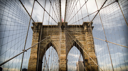 Brooklyn Bridge by manuel escrig